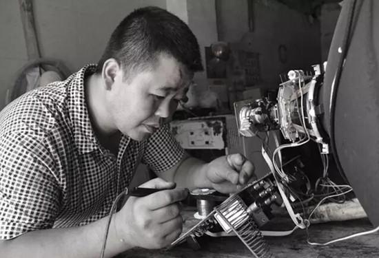 即将消失的行业――电器修理店