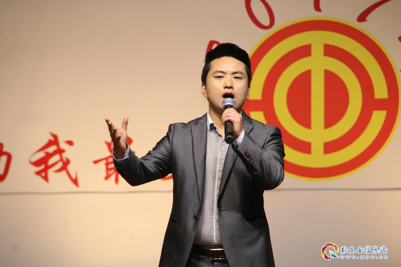 杨昌华的美声独唱《等待》